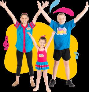 About Just Dance It - Newcastle Dance Classes