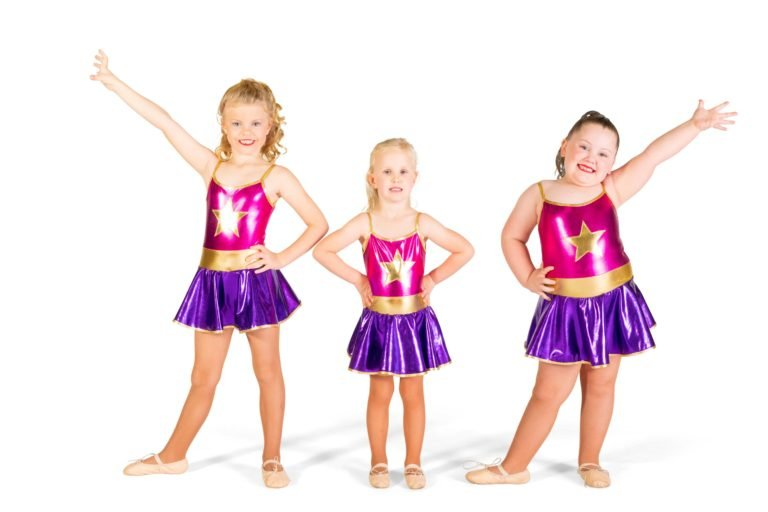 Dance Class For Young Stars - Just Dance It