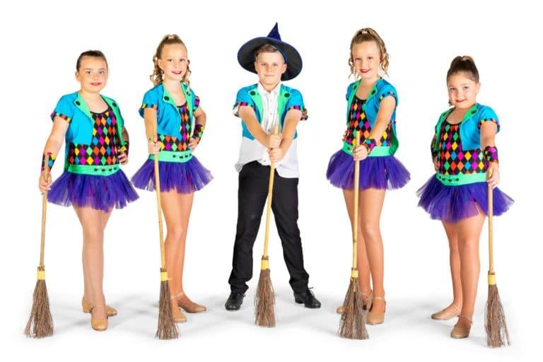 Dance Classes For Junior Kids - Just Dance It