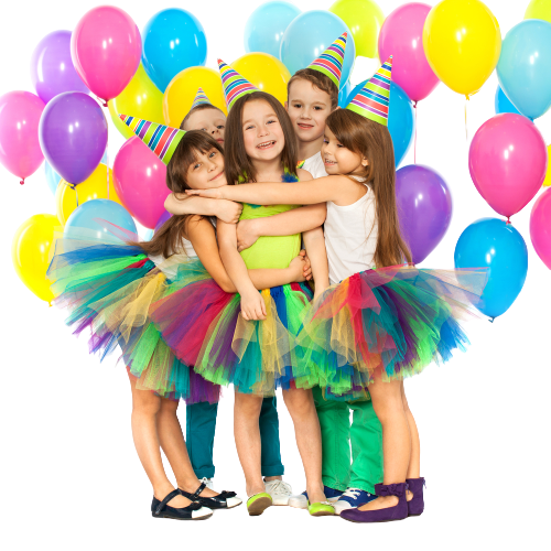 Birthday Parties - Just Dance It